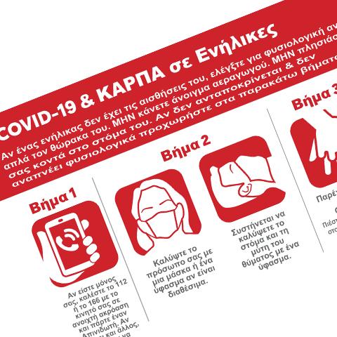 COVID-19 & ΚΑΡΠΑ Σε Ενήλικες