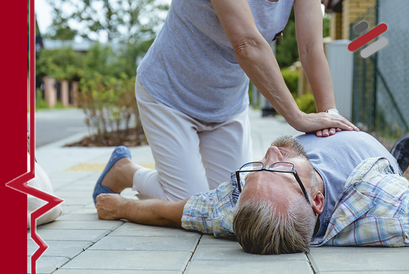 first aid for adults